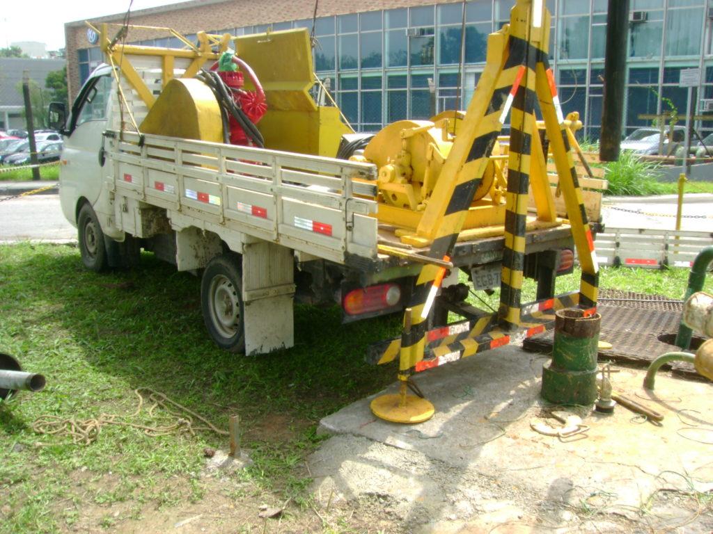 Operação de Sistema de Abastecimento de Água Industrial e Potável