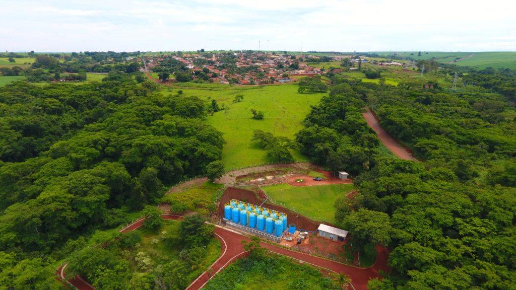 Estação de Tratamento de Esgotos Municipal de Gavião Peixoto-SP